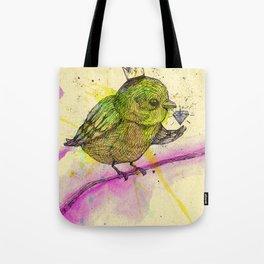 King Bird Tote Bag