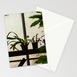 Plants on the Edge Stationery Cards