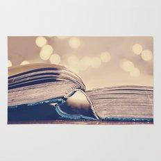 Book Love Rug