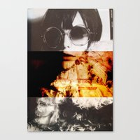 the shining Canvas Prints featuring Shining by Lama BOO