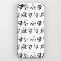 dexter iPhone & iPod Skins featuring Dexter by Olechka