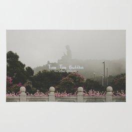 Hong Kong Tian Tan Buddha Rug