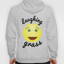 Laughing Grass Hoody