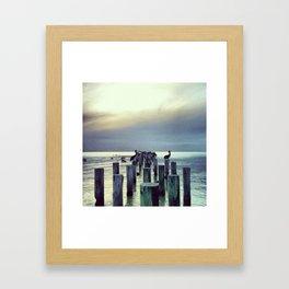 voler. Framed Art Print