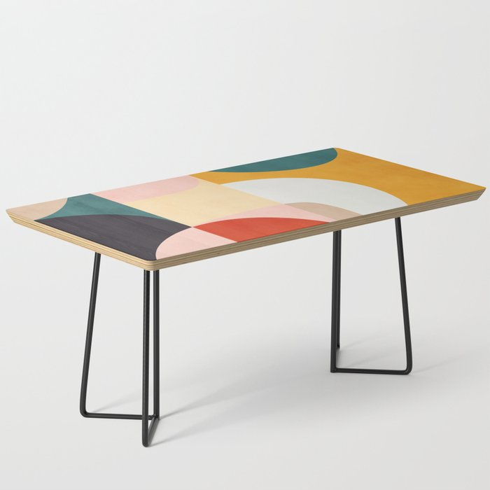 Coffee Table.Modern Shapes 7 Coffee Table By Anarutbre