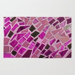 Little Pink Tiles Rug