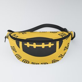 Pittsburgh Football Steel City Gifts Fanny Pack