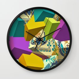 Summer Collection Egypt Skorobey Beetle Wall Clock