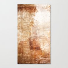 Mémoire rouillée Canvas Print