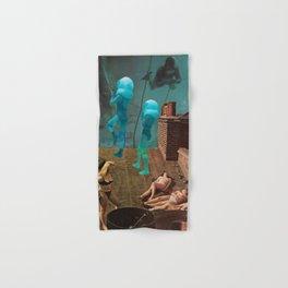 Underwater Photographer Hand & Bath Towel