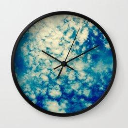 Cloud Love Photography Wall Clock