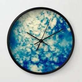 Cloud Love Photography Wall Clock