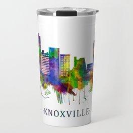 Knoxville Tennessee Skyline Travel Mug