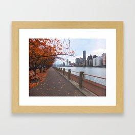 NYC - Governors Island Framed Art Print