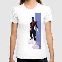 nightcrawler T-shirts featuring Nightcrawler by Andrew Formosa