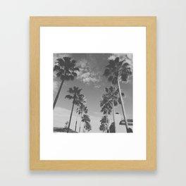 Cali? Framed Art Print