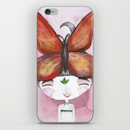 Joy -Bhoomie iPhone Skin