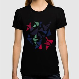 Colorful geometric pattern VI T-shirt