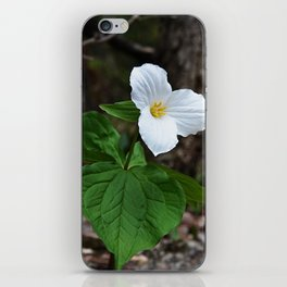 Trilliums  iPhone Skin