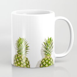 The Pineapples (Color) Coffee Mug