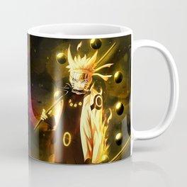 Naruto ANd Sasuki Coffee Mug