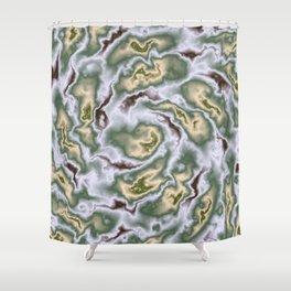 Turbulence in MTL01 Shower Curtain