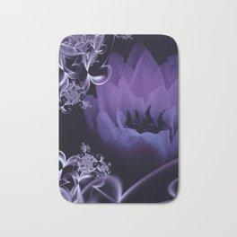 fleur du mal - lilac Bath Mat