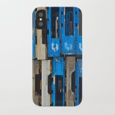 Stacked Together iPhone X Slim Case