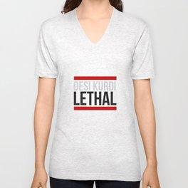 Lethal Unisex V-Neck