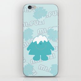 Mt. Fuji  iPhone Skin
