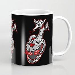 Dragon Snake with Wing Coffee Mug