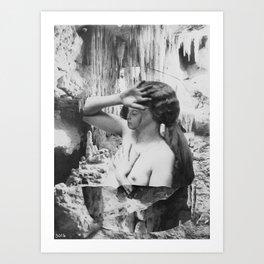Irène Art Print