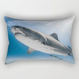 Tiger Queen Rectangular Pillow