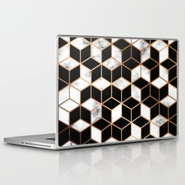 Marble & Geometry 005 Laptop & iPad Skin