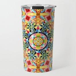Nouveau Chinoiserie Travel Mug