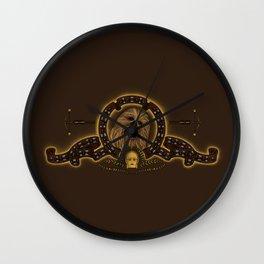 Gaa Moo Wall Clock