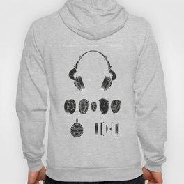 Headphone patent Hoody