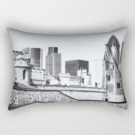 Old Meets New Rectangular Pillow
