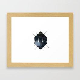 Lurking Framed Art Print