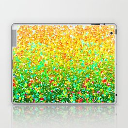 Color Dots Background G73 Laptop & iPad Skin