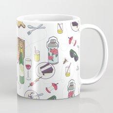 messy picnic Coffee Mug