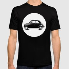 dream car MEDIUM Mens Fitted Tee Black