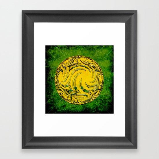 Revolve Framed Art Print