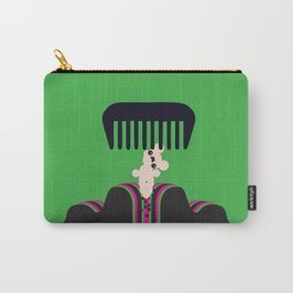 huge comb attacking Carry-All Pouch