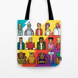 FuturamaCollection Tote Bag
