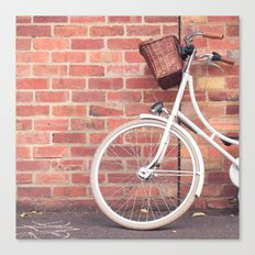 Beautiful Bike Canvas Print