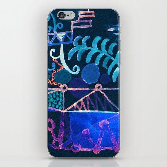 magic city iPhone & iPod Skin