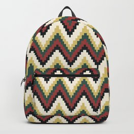 Peruvian Pattern Backpack