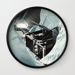 Cold Soundz Wall Clock