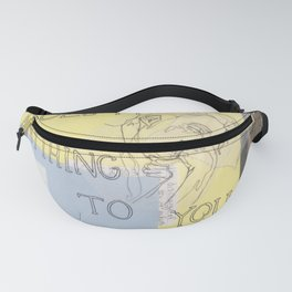 does it mean anything Fanny Pack